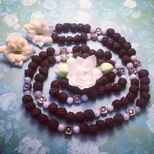 JASMINE BEAD MALA NECKLACES
