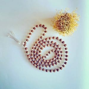 RUDRAKSHA MALA NECKLACES