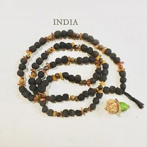 MARIGOLD BEAD MALA NECKLACES